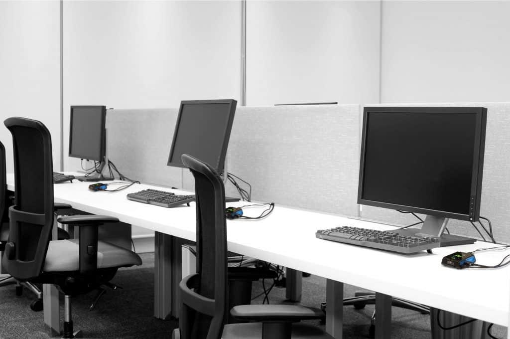 RX RDP Thin Client NComputing Anwendung Arbeitsplatz